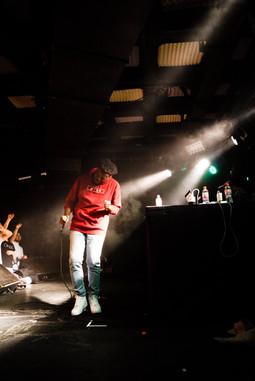 Sylvan LaCue @ Musik & Frieden Berlin