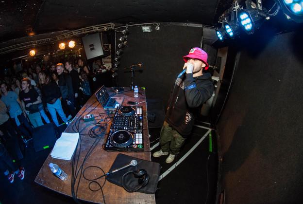 DJ emadonna at Logo Hamburg