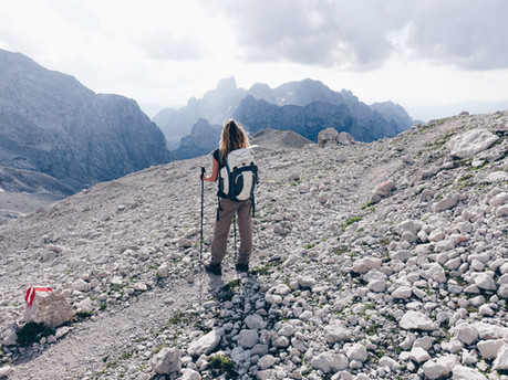Läuft bei dir - beim Wandern auf dem Weg zu dir selbst!