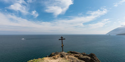 The cross on the Cape