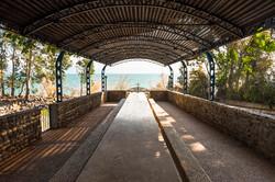 Orthodox monastery at Capernaum