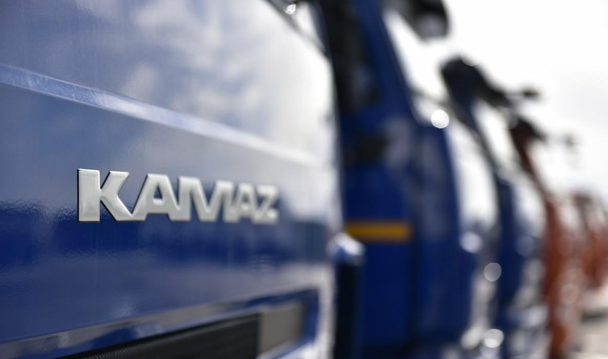 KAMAZ - vague perspective