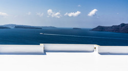 Greece in blue and white