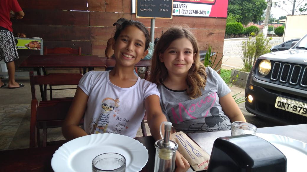 Gabi e Chiara