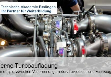 Moderne Turboaufladung