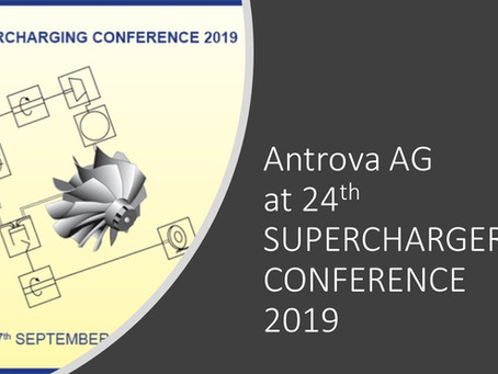 Antrova AGat 24th SUPERCHARGERING CONFERENCE2019