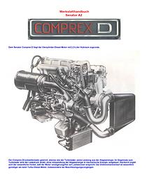 Werkstatthandbuch Senator A2 Comprex D