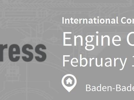 Antrova at International Engine Congress 2020