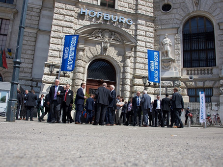 We presented a charging device to save up to 20% of CO₂ at the International Vienna Motor Symposium