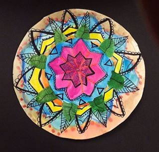 Meditative Mandalas