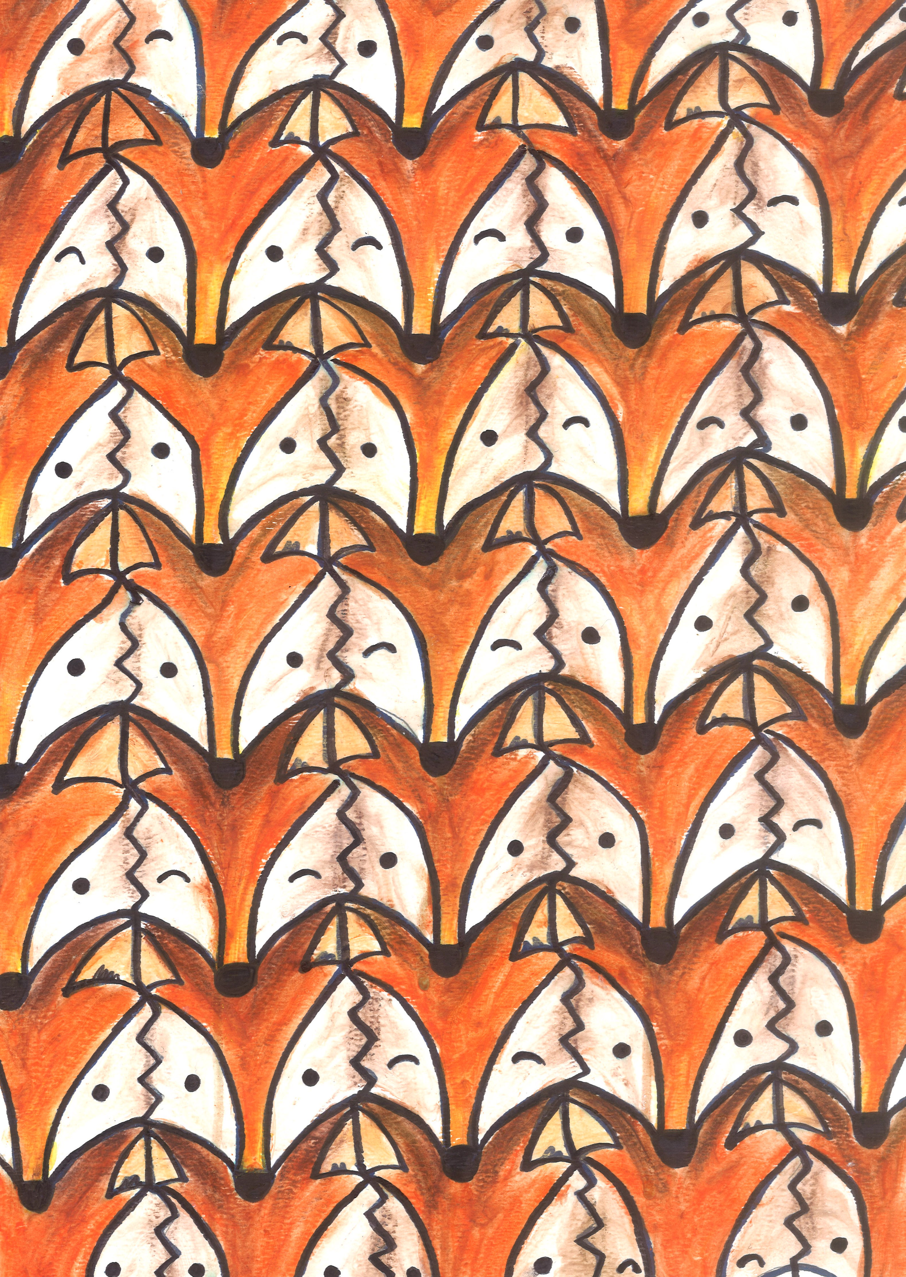 Fox Tessellation