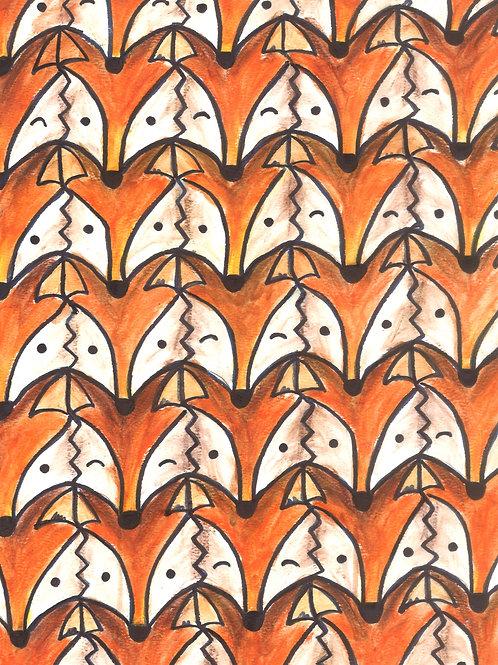 Fox Print (Tessellation)