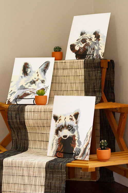Forrest Friends Package (ALL 5 PRINTS)