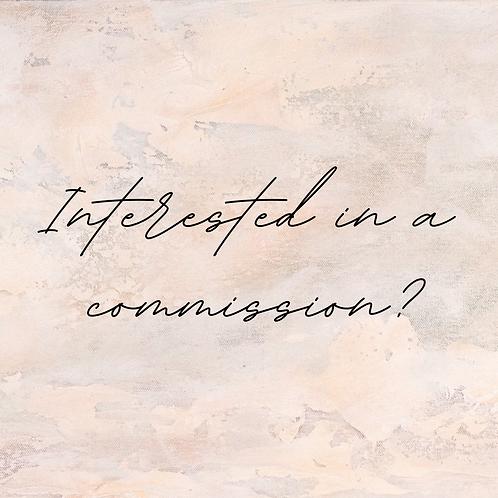Commission Original Lewa Art