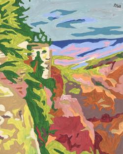 Tennesee Mountain Fall