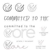 Committed to the Core Logo Drafts.jpg