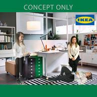 Ikea Office Furniture Campaign