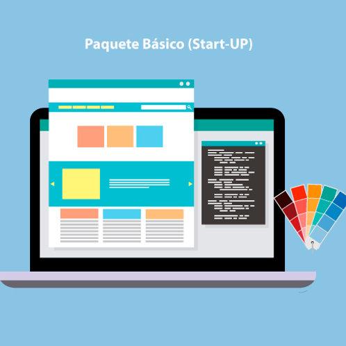Paquete Básico(Start-UP)