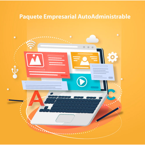 Paquete Empresarial AutoAdministrable