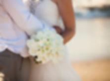 Elligant white calla lily bouquet, perfect for a beach wedding. Artificial wedding florist mandurah, rockingham, halls head, falcon and dawesville. Floret Designs wedding florist