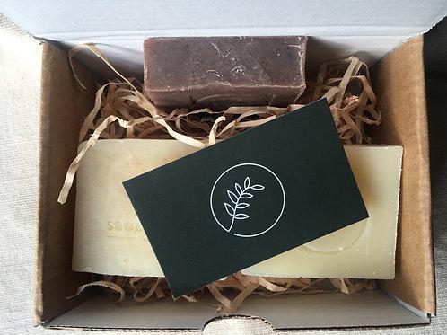 SOAP GIFT BOX - ANY 3