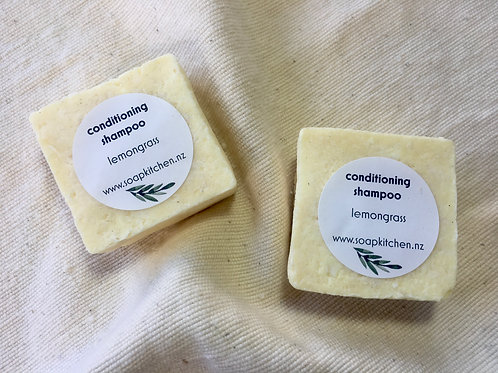 LEMONGRASS CONDITIONING SHAMPOO BAR