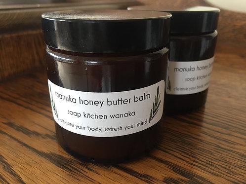 Manuka Honey Butter Balm 120g