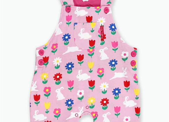 Toby tiger rabbit dungarees