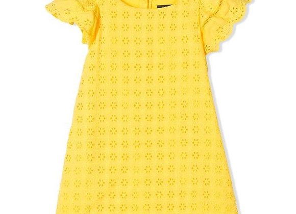 Ralph Lauren yellow dress