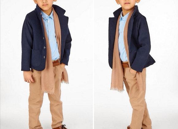 James 3 piece set (navy trousers)
