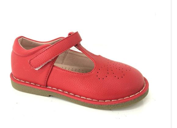 Bex shoe (red)