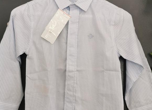 Blue stripe shirt Tutto Piccolo
