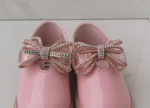 Pink diamonte