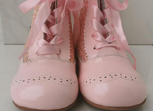 Beau pink boots