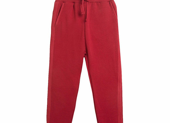 Newness maroon track bottoms