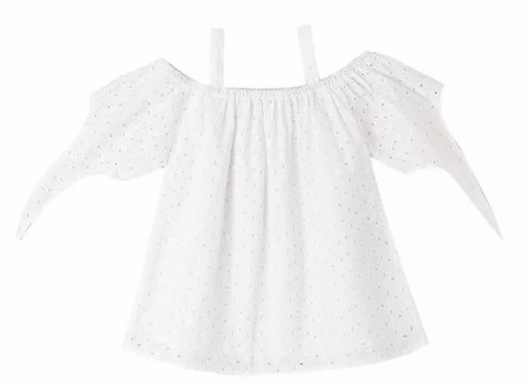 Newness white blouse