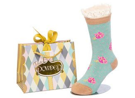 Rosebud Ankle socks