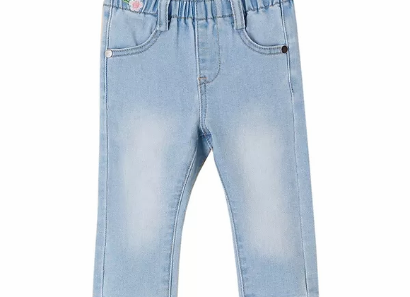 Bunny cotton jeans