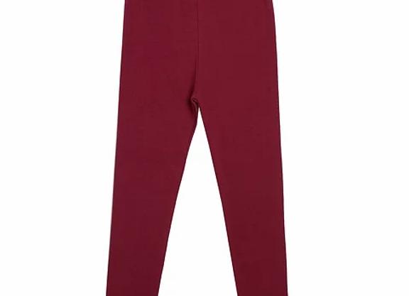 Newness maroon leggings