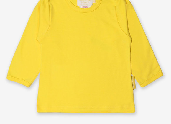 Toby tiger yellow top
