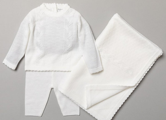 Andeluc (3 piece knit)