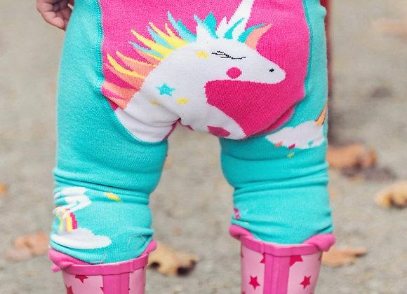 Blade & Rose flying unicorn leggings