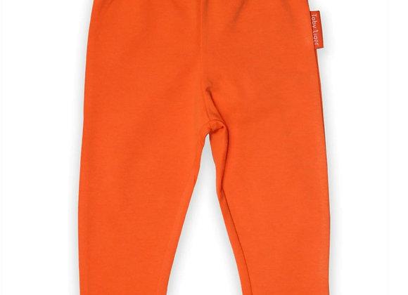Toby tiger orange leggings