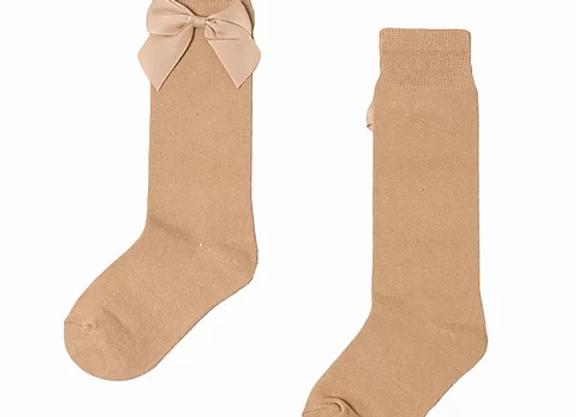 Newness beige socks