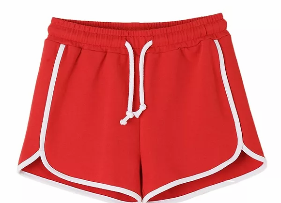 Newness girls cheerleader shorts