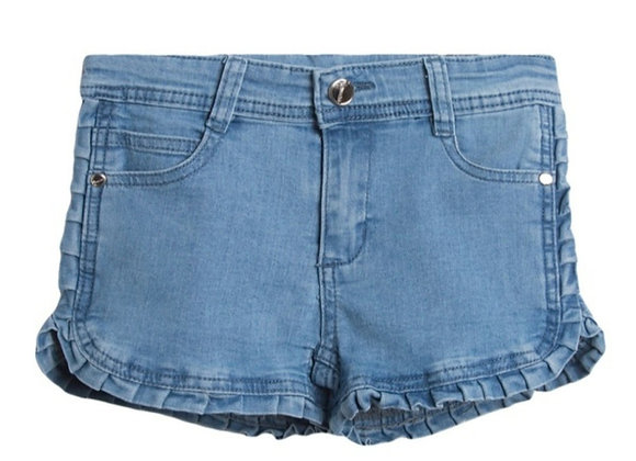 Newness denim shorts