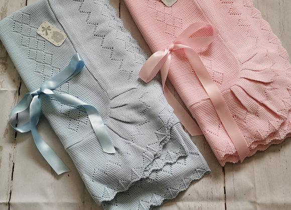 Baby's Spanish Blankets