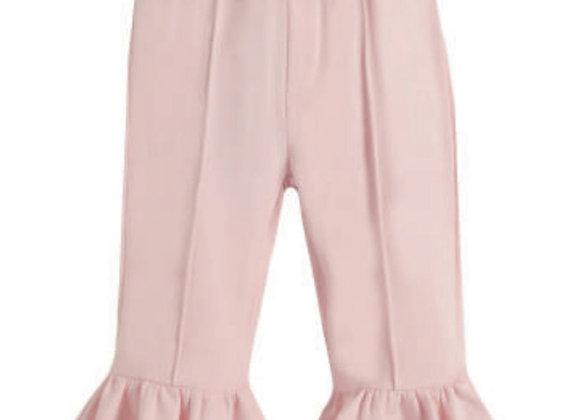 Pink kick flare (3/4 length)