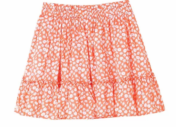 Newness floral skirt