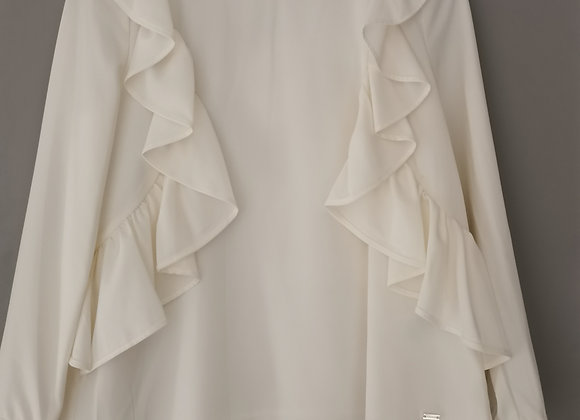 Cream mayoral blouse